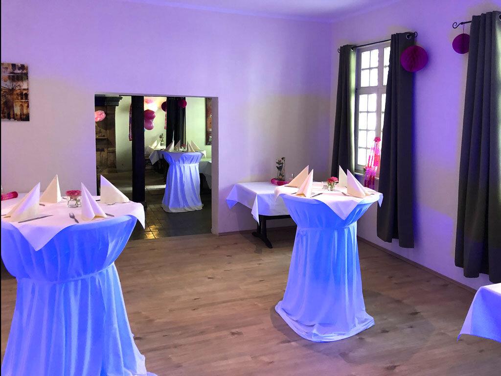 Partylocation Münster-Roxel, Foto